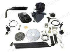 Black Flying Horse 66cc/80cc Bicycle Engine Kit