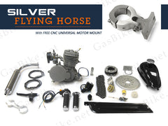 Silver Flying Horse 66cc/80cc Bicycle Engine Kit