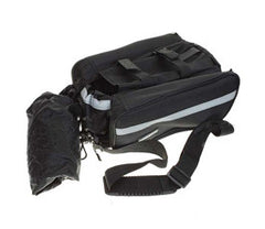 Bicycle Frame Pannier Front Tube Bag, With Waterproof/Rain Cover (FSLV)