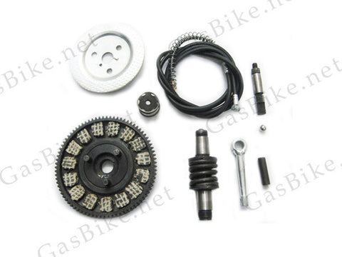 Clutch Repair Kit - Gasbike.net