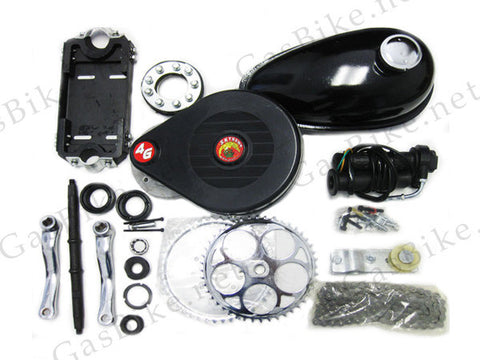 2010 Grubee SkyHawk 4G T-Belt Transmission Kit-V Mount For 4-Stroke - Gasbike.net