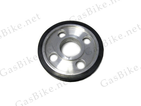 Driven Pulley 80T One Way Bearing - Gasbike.net