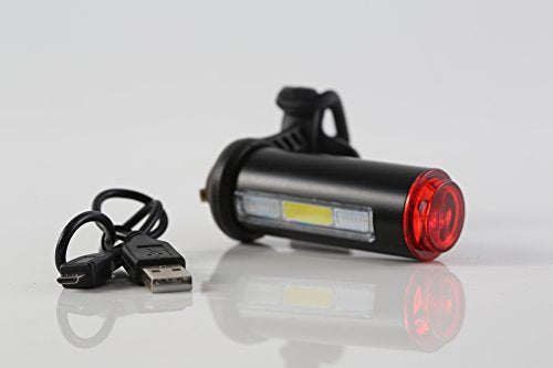 7 Modes Bike Light ThorFire Ultra Bright Taillight USB Rechargeable Bicycle Tail