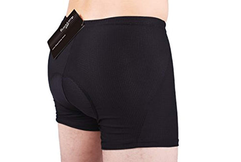 4ucycling 3D Padded bike Underwear Shorts - Breathable,Lightweight,Men & Women - Gasbike.net