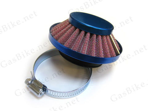 Air Filter - Carbon Fiber Style - Gasbike.net