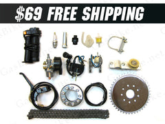 Motorized Gas Bicycle Engine Repair Kit # 1