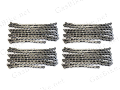 #415 Heavy Duty Bike Chain (4x) Combo - Free Shipping - Gasbike.net