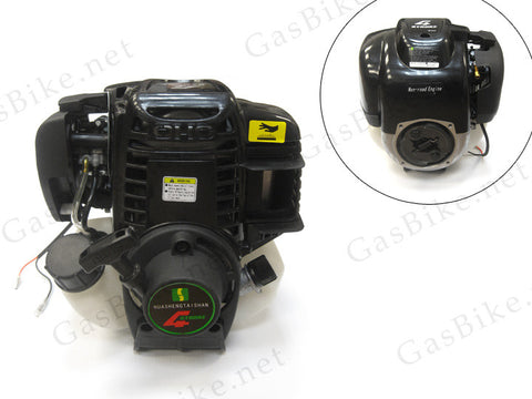 HuaSheng 38cc with Centrifugal Clutch Engine Only (4-stroke) - Gasbike.net