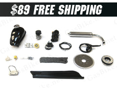 Motorized Gas Bicycle Engine Repair Kit # 3
