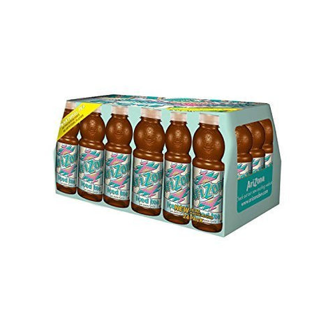 Arizona Lemon Iced Tea (16 oz. PET bottles, 24 pk.) by AriZona - Gasbike.net