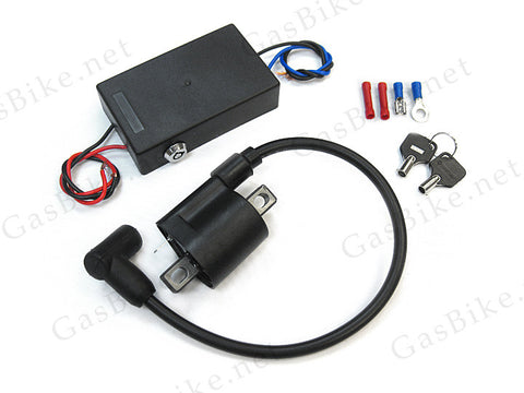 Thunder CDI for 48cc 66cc 80cc - High Performance - Gasbike.net