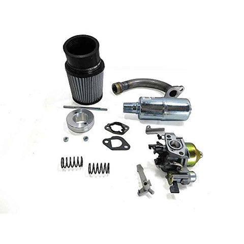 Stage 2 Performance Kit for Coleman CT200U Mini Bike 196cc or 212cc - Gasbike.net