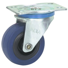 2 in. Rubber Light Duty Swivel Caster