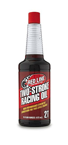Red Line 40603 Two-Stroke Racing Motor Oil 16 oz. Bottle - Gasbike.net