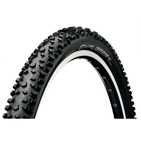 Continental Explorer 26x2.10 Black Tyre