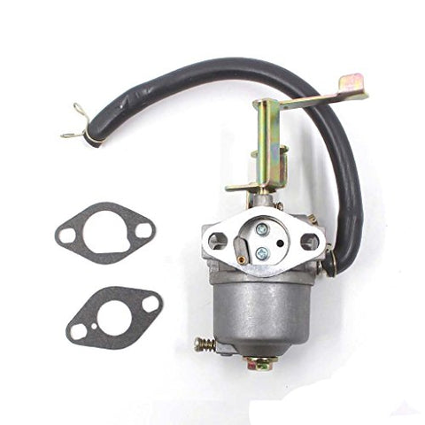 "HURI Carburetor with Gasket for Powermate PWLE0799 PWLE0799F2N 79CC 9"" 3.5 FT-LBS Gas Edger - Gasbike.net"