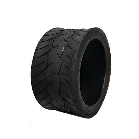 Tubeless Type Street Tire Size 205/30-12 (Front or Rear) for Golf Cart, Honda Ruckus, Maddog Ruckus Clone and ATV/UTV Vehicles - Gasbike.net
