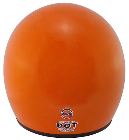 Core Helmets Hunter Safety Deluxe Open-Face Helmet (Orange, Medium)