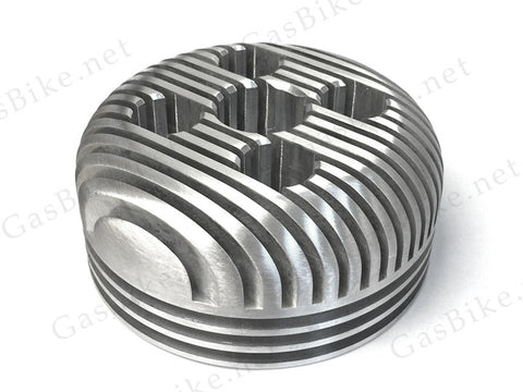 GT5 Pro Racing Cylinder Head for 66cc / 80cc (Free Shipping) - Gasbike.net