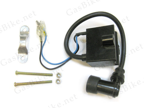 CAPACITOR DISCHARGE IGNITION - CDI - COIL - Gasbike.net