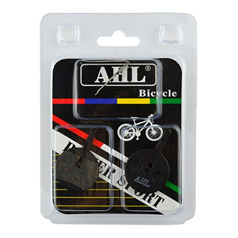 AHL Bicycle Semi-metallic Disc Brake Pads for AVID BB5 BB-5 MTB Bike - Gasbike.net