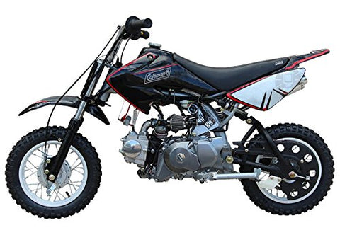 Coleman Powersports 70DX Dirt Bike (70cc) - Gasbike.net