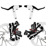 AFTERPARTZ NV-5 G3/ HS1 Bike Disc Brake Kit Front and Rear 160mm Caliper Rotor BB5 BB7 BB-5 BB-7 - Gasbike.net