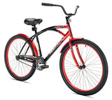 Kent Rockvale Men's Cruiser Bike , 26-Inch - Gasbike.net