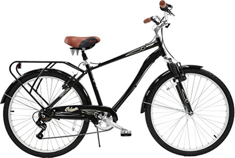 Columbia Archer Deluxe, 26-Inch Men's Retro Hybrid Bicycle