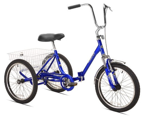 Kent Adult Westport Folding Tricycle - Gasbike.net