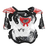 Fox Racing R3 Roost Deflector - Small/Black