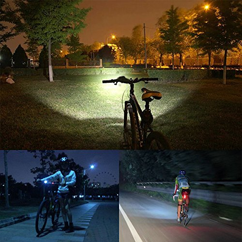 Victagen Bike Front Light Super Bright Waterproof Bicycle