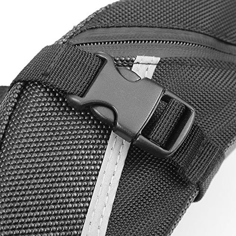 Bike Saddle Bag, Gobike MTB Bike Cycling Bicycle Strap-On Saddle Bag / Seat Bag - Gasbike.net