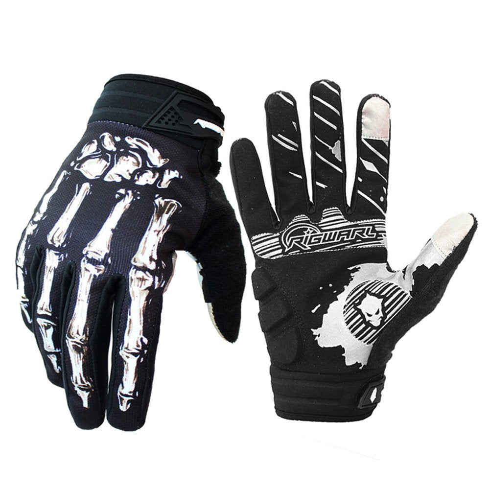 Rigwarl Cycling Gloves Mountain Bike Gloves Bicycle Riding Gloves