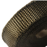 "LEDAUT 1""50' Titanium Exhaust Heat Shield Automotive Exhaust Heat Wrap Used For Exhaust Manifold Systems - Gasbike.net"