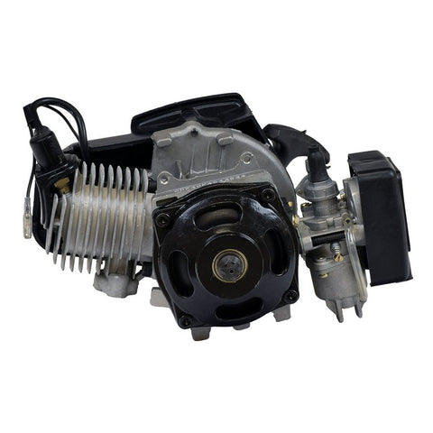 Monster Motion 47cc Engine for Dirt Bikes, ATVs, and Pocket Bikes