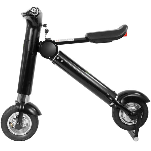 AOBSmartgo Folding Electric Scooter w/ 22 Mile Range and 20 Mph Top Speed - Gasbike.net