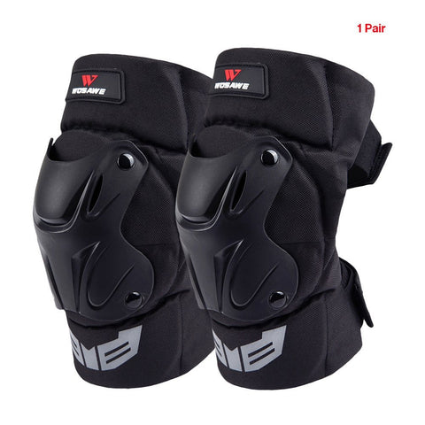 Lixada WOSAWE 1 Pair Cycling Knee Brace Bicycle MTB Bike Motorcycle Riding Knee Support Protective Pads Guards Outdoor Sports Cycling Knee Protector Gear - Gasbike.net