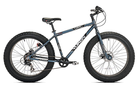 GMC Yukon Fat Bike, 26-Inch - Gasbike.net