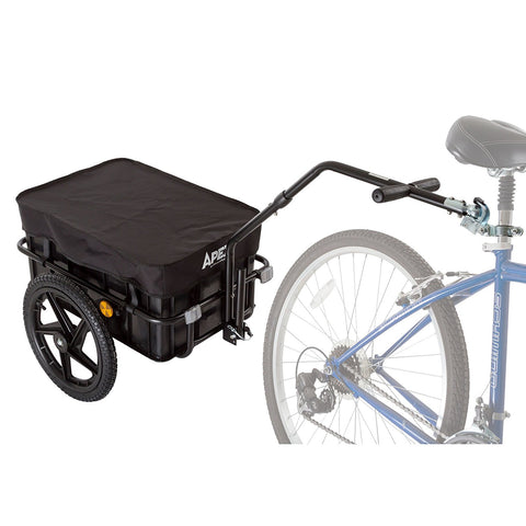 Apex Hand Wagon and Bicycle Cargo Trailer - Gasbike.net