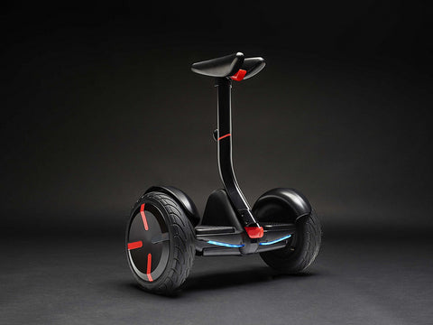 Segway miniPRO | Smart Self Balancing Personal Transporter with Mobile App Control (Black) - Gasbike.net