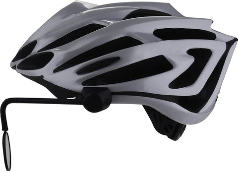 Cycleaware Reflex Bicycle Helmet Mirror - Gasbike.net
