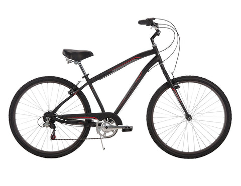 "Huffy Bicycle Company Men's Parkside City Bike, 27.5""/Large - Gasbike.net"