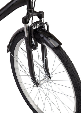 Schwinn Men's Suburban Bike, 26-Inch, Black