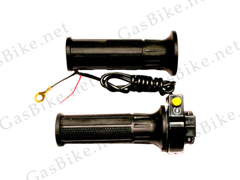 Accelerograph Handle - Throttle Handle - Gasbike.net