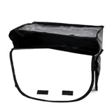 Roswheel Outdoor Rainproof Bicycle Bike Luggage Carrying Bag - Black + White