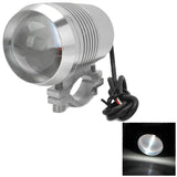 Waterproof 1000lm 6000K White LED Lamp w/ CREE XM-L U2 for Motorcycle (FSLV)