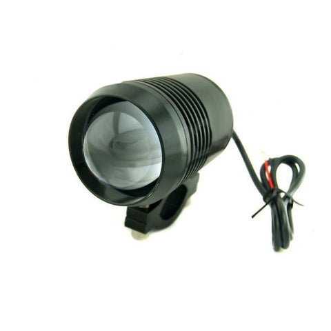 Marsing 25W Waterproof 3-Mode White LED Motorcycle Light (FSLV)