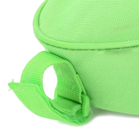 ROSWHEEL Outdoor Cycling Bicycle Bike Saddle Seat Bag - Green (FSLV)