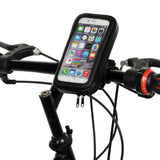 Cwxuan Bike Touch Screen Waterproof Case w/ Lanyard for IPHONE6 -Black (FSLV)